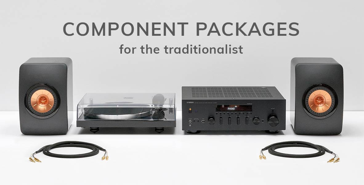 Component Speaker Packages