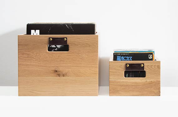 Dovetail Record Crate Sizes