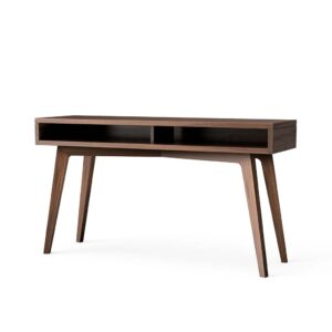 Mid-Century Modern Desk Console Table for Home Office