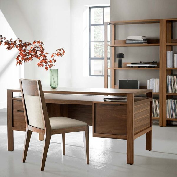 Modern Solid Wood Home Office