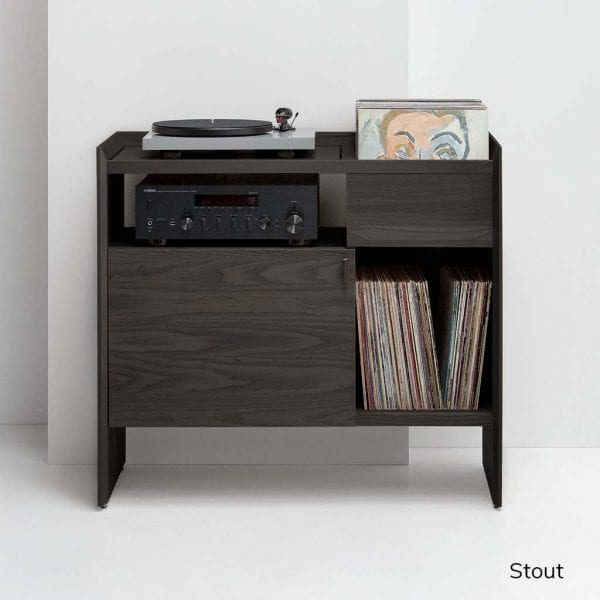 Unison Record Player Stand Stout