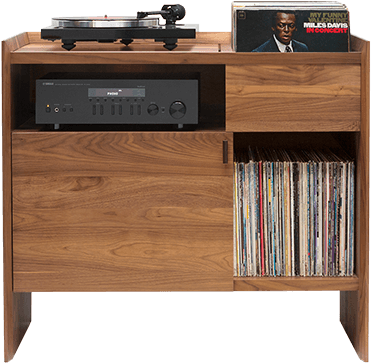 Unison Record Stand
