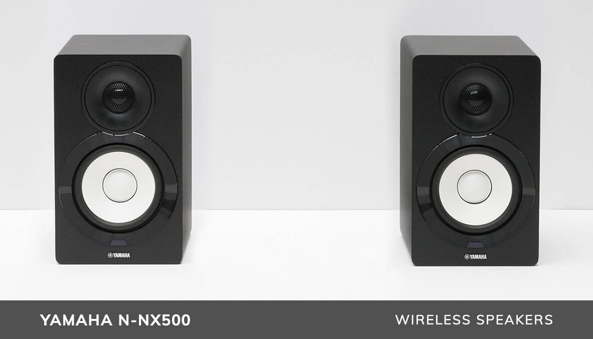 Yamaha N-NX500 Speakers